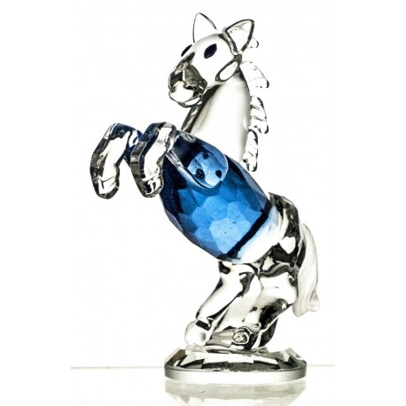 Crystal Figurine Paperweight horse (15280)