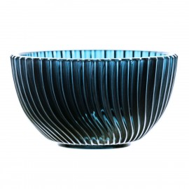 Crystal Painted Fruitbowl Linea 10228