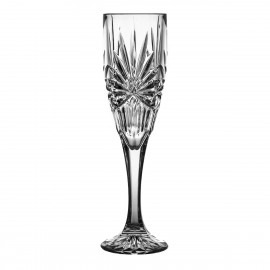 Crystal Champagne Glasses, Set of 6 04371