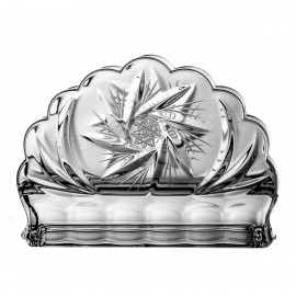 Crystal Napkin Holder 00526