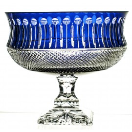 Crystal Painted Fruitbowl (11521)