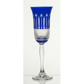 Painted Champagne Glasses, Set of 6 9569