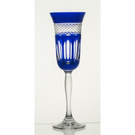 Painted Champagne Glasses, Set of 6 9522