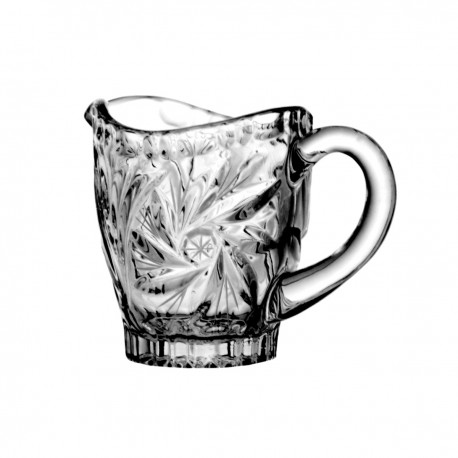 Crystal jug for coffee milk 150 ml - 0103