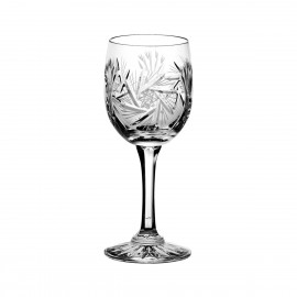 Crystal Red Wine Glasses, Set of 6 0205