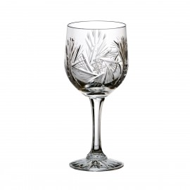 Crystal Red Wine and Water Glasses, Set of 6 0210