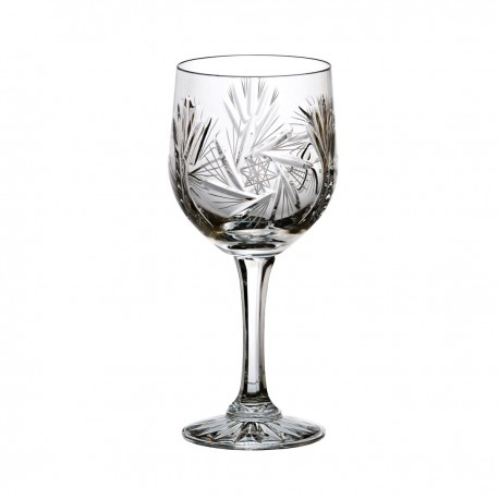 Set of crystal wine glasses 6 pcs - 0210