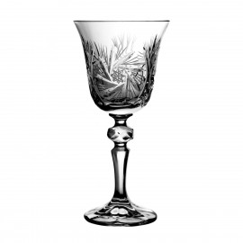 Red Wine Glasses, Set of 6 1224