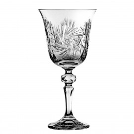 Red Wine and Water Glasses, Set of 6 1225