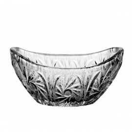 Crystal dish, bowl - 1397