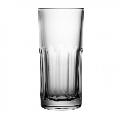 Set of crystal long drink glasses, 6 pcs - 2335