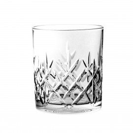 Set of crystal whisky glasses, 6 pcs - 2917
