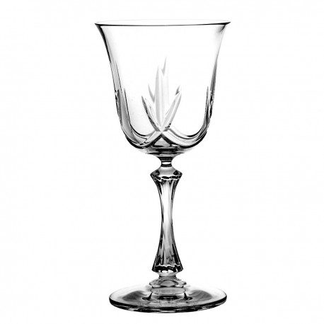 Set of crystal wine glasses 170 ml - 2922