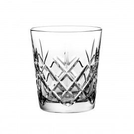 Set of crystal whisky glasses, 6 pcs -2925