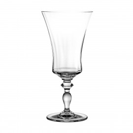 Crystal Red Wine and Water Glasses, Set of 6 2951