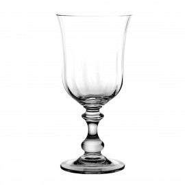 Crystal Red Wine and Water Glasses, Set of 6 2952
