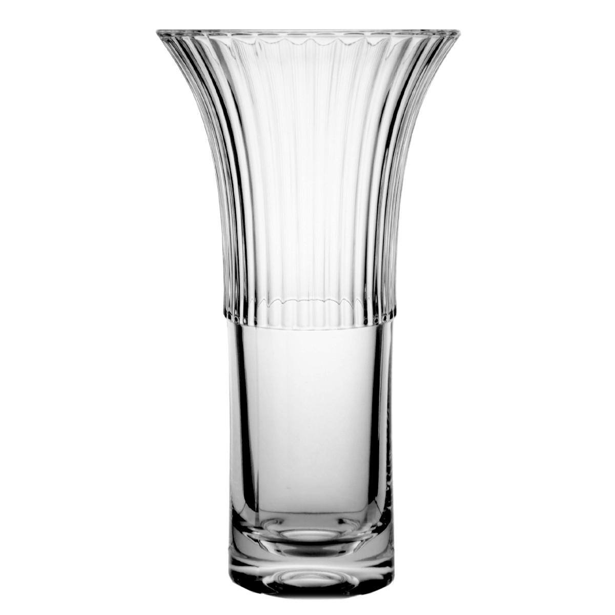 Crystal vase 06396 kolglass hurt export import ryszard kolat crystal flower vase 2956 reviewsmspy