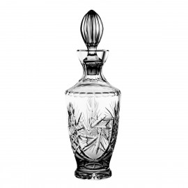 Crystal wine decanter 1000 ml -3100-