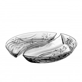 Crystal Serving Dishes, Set of 2 3114