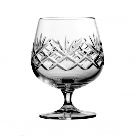 Crystal Cognac and Brandy Glasses, Set of 6 3344