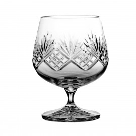 Set of crystal cognac glasses 6 pcs - 3355