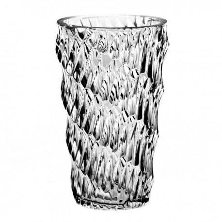 Crystal vase for flowers 25 cm - 3451 -