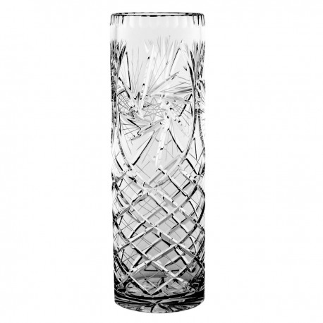 Crystal vase for flowers 34 cm - 3753