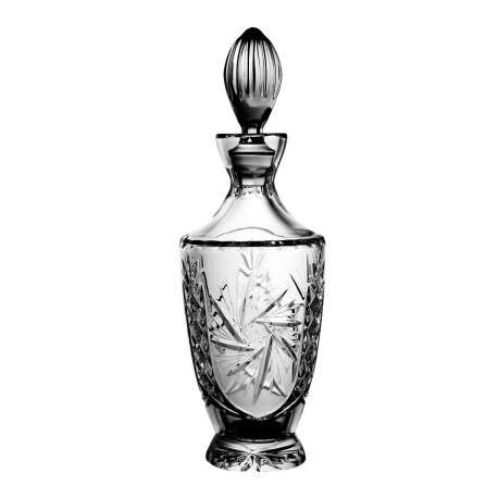Crystal wine decanter 1000 ml - 3912 -
