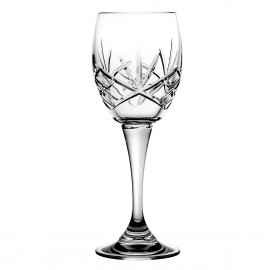 Crystal White Wine Glasses, Set of 6 4163