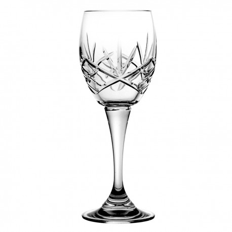 Set of crystal wine glasses 6 pcs - 4163