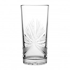 Crystal Long Drink Glasses, Set of 6 4200