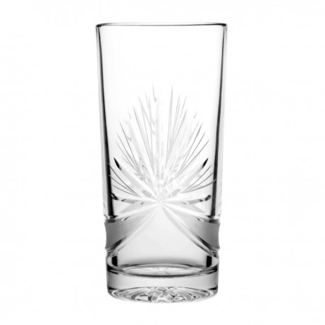 Set of crystal long drink glasses, 6 pcs- 4200 -