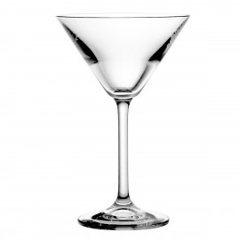 Set od crystal champagne/martini glasses, 6 pcs - 4208
