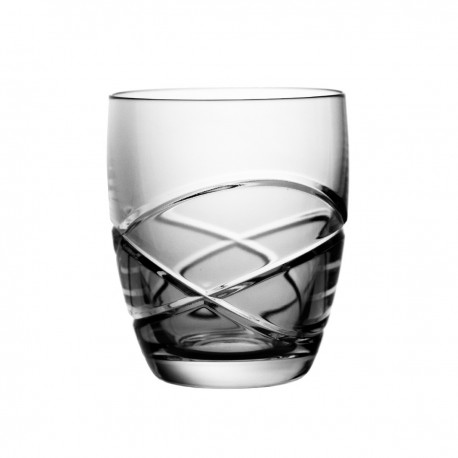 Set of crystal whisky glasses 6 pcs - 4324