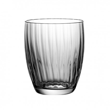 Set of crystal whisky glasses, 6 pcs -4335
