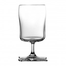 Crystal Red Wine and Water Glasses, Set of 6 4387