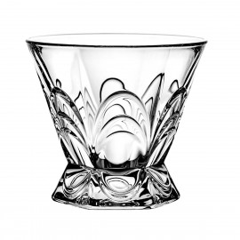 Set of crystal juice glasses 6 pcs - 4398