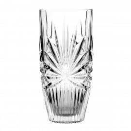 Crystal Long Drink Glasses, Set of 6 4410