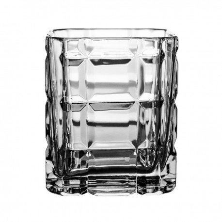 Crystal container, vase 11,5 cm - 4508