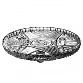 Crystal Cake Stand 4573