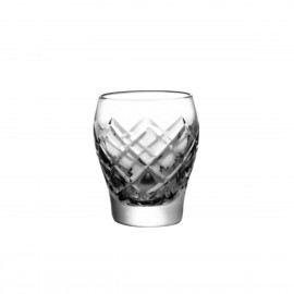 Crystal Vodka Shot Glasses, Set of 6 4730