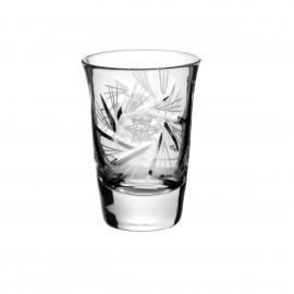 Crystal Vodka Shot Glasses, Set of 6 4860