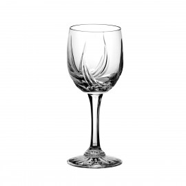 Set of crystal wine glasses, 6 pcs - 5789