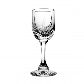 Crystal Liqueur Glasses, Set of 6 5797