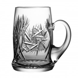 Crystal Beer Mug 6028