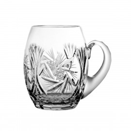 Crystal Beer Mug 6065