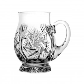 Crystal Beer Mug 6078