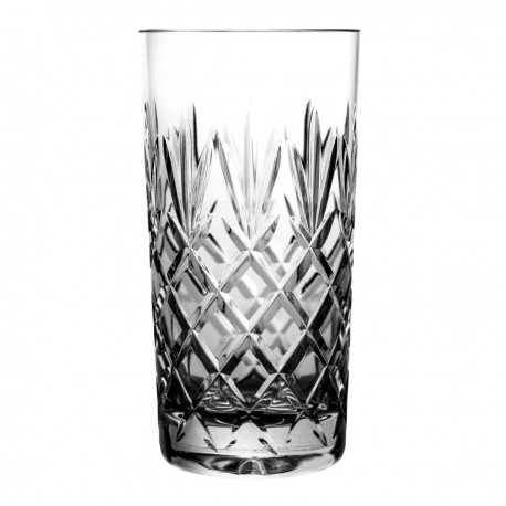 Set of crystal long drink glasses, 6 pcs - 8537