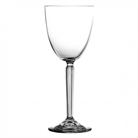 Set of crystal wine glasses, 6 pcs - 8685 -