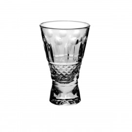 Crystal Vodka Shot Glasses, Set of 6 9391